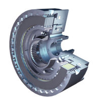 oil actuated multi-disc clutch 120 - 60 000 Nm | KMK series STROMAG