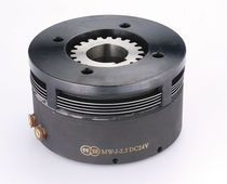 oil actuated multi-disc clutch 12 - 200 N.m | MWJ series CHAIN TAIL CO., LTD.