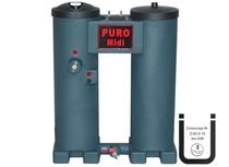 oil-condensate separator for compressed air max. 20 m³/min | PURO®MIDI Jorc Industrial