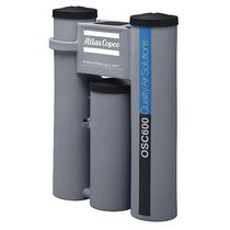 oil-condensate separator for compressed air max. 10 mg/l, 65 - 4 440 l/s |  OSD, OSC  Atlas Copco Compressors