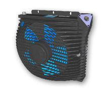 oil cooler 50 - 300 l/min, 0.07 - 0.23 kW | BZEA  BEZARES