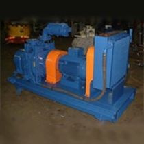 oil free air booster compressor  PETROSYSTEM