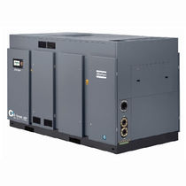 oil free centrifugal air compressor 967 - 7 547 l/s, 2 - 12.5 bar | ZH series Atlas Copco Compresseurs