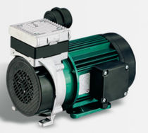 oil free piston vacuum pump max. 150 l/min, max. 120 mbar | KV 40 series DURR TECHNIK