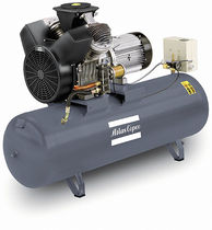 oil free reciprocating compressor (stationary) 3.1 - 15.5 l/s, 10 bar | LF series Atlas Copco Compresseurs