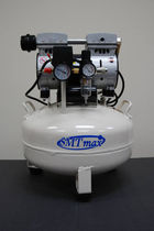 oil free reciprocating compressor for dental applications (portable) max. 105 l/min | SL50-8 SMT MAX