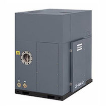 oil-free turbo blower 2 000 - 5 500 m³/h, 0.3 - 1.5 bar | ZB 100-160 VSD ATLAS Copco Compressors USA