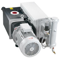oil sealed rotary vane vacuum pump max. 280 m3/h | SV200, SV300 series Javac