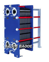 oil/water heat exchanger BH Series Gasket PHE type oil cooler Baode heat exchanger co.,ltd
