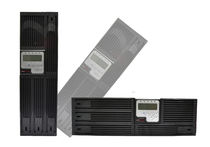 on-line double conversion uninterruptable power supply (UPS) 5 - 10 kVA | iSaxon Powertecnique