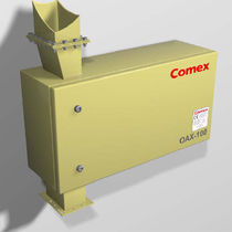 on-line particle size analyzer 0.5 - 500 mm | OAX series Comex AS