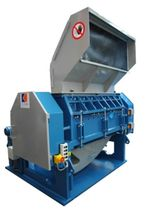 one shaft metal shredder FG series Eldan Recycling A/S