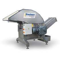 one shaft plastic shredder LiquiDrainer® Strautmann Umwelttechnik