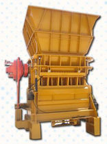 one shaft waste shredder  MTB-Recycling