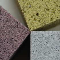 open cell polyurethane foam panel (PUR) ComfortPlus Cioni Materie Plastiche Espanse