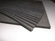 open cell type sponge rubber profile Gummicell Eurofoam S.r.l.