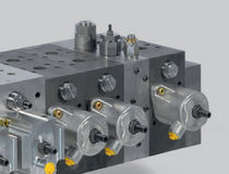 open-center hydraulic directional control valve LSC LINDE HYDRAULIC