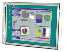 "open frame touch screen LCD monitor 15"", 1 024 x 768 px 