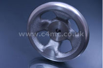 operating handwheel C4MC 130 series Components 4 Machinery