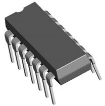 operational amplifier (op-amp) integrated circuit Quad  National Semiconductor