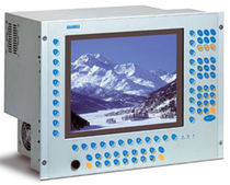 operator terminal with graphic color display CR-15TC-MS/BS/MC WOHRLE