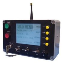operator terminal with text and graphic display  Kar-Tech, Inc.