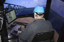 operator training simulator MeVEA Full Mission Solution MeVEA