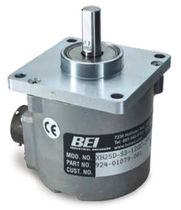optical absolute rotary encoder max. 12 000 rpm | H25 &reg; BEI Industrial Encoder Division