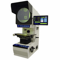 optical comparator 10 - 100X, &oslash; 312mm | VOC Series Leader Precision Instrument Co. Ltd