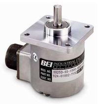 optical incremental rotary encoder max. 12 000 rpm | H25&reg; BEI Industrial Encoder Division