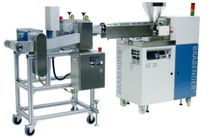 optical plastic film inspection machine 80 mm | FQA Brabender® GmbH & Co. KG