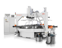 optical polishing machine max. ø 1500 mm | FLM 3250-3R Stahli