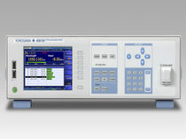 optical power and wavelength meter AQ6150 series Yokogawa Electric Corporation