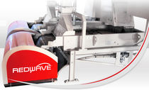 optical sorting machine for glass recycling 6 - 8 t/h | IR  Redwave