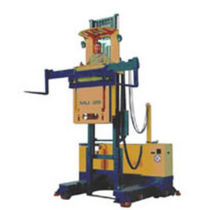 order picker 1 000 - 2 500 kg, max. 7 000 mm | MU-OP series HUBTEX