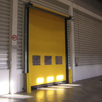 outdoor high speed roll-up door Crawford 8610 Crawford Group