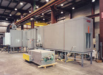 overhead conveyor oven max. 260 &deg;C | SCT Wisconsin Oven