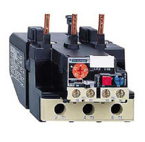 overload protection relay 0.1 - 150 A, 0.06 - 75 kW | TeSys LRD series Schneider Electric - Automation and Control
