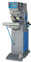 pad printing machine with open ink cup 1500 p/h | P2/S LC Printing Machine Factory Limited