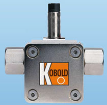 paddle-wheel flow-meter 2.5 - 50 l/min | DRH AUF  KOBOLD Messring GmbH