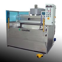 paint booth PAINTBOX NOVATEC srl - Surface Finishing Technology