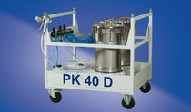 paint spraying unit PK 20S / PK 40D krautzberger