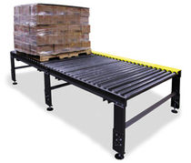pallet conveying solution  Brenton Engineering