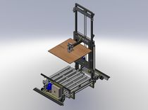 pallet transfer shuttle  Delta Engineering