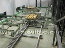 pallet transfer shuttle  MOVITEC WRAPPING SYSTEMS SL