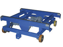 pallet transfer shuttle max. 1 000 kg, 10 m/min | S'trans 1000 CHAIN Peintamelec-S'link