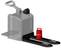 pallet truck weighing kit INS Artiscale EP6  MOBILE WEIGHING