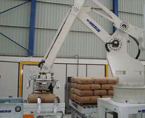palletizing robotic cell  Metral