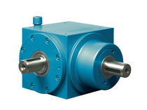 palloid bevel right angle gear reducer i= 0.5:1 - 5:1, 30 - 8 500 Nm | POSICROSS LN PIV Drives