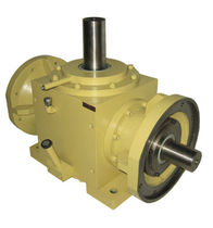 palloid bevel right angle gear reducer  PIV